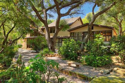 La Canada Flintridge Single Family Home For Sale: 667 Highland Drive