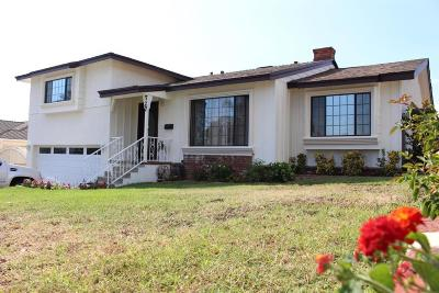 Burbank Single Family Home For Sale: 727 East Walnut Avenue