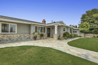 Arcadia Single Family Home For Sale: 245 Renoak Way
