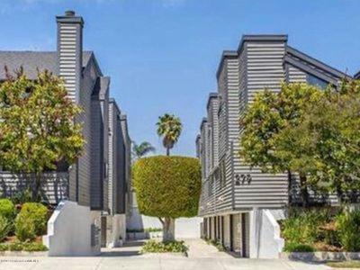 Pasadena Condo/Townhouse For Sale: 279 East Glenarm Street #5