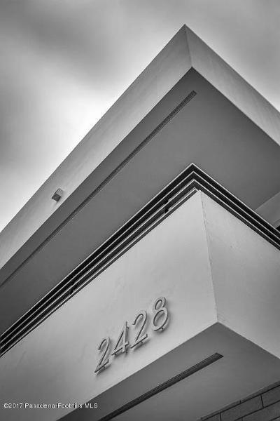 Pasadena Condo/Townhouse For Sale: 2428 East Del Mar Boulevard #103