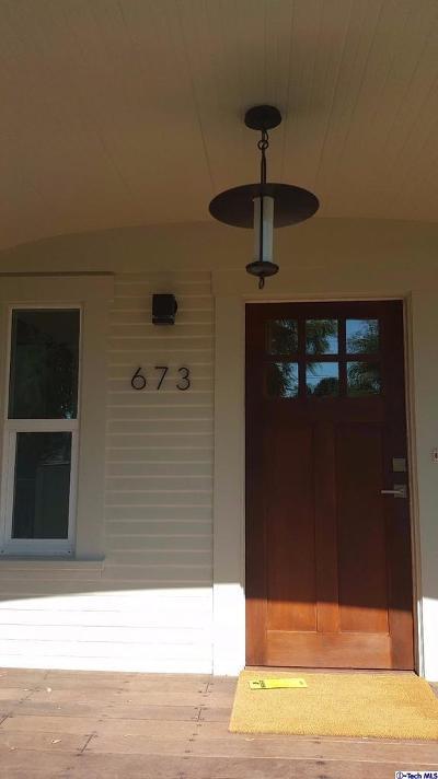 Pasadena Condo/Townhouse For Sale: 44 Arroyo Drive #302