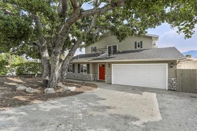 Glendale Condo/Townhouse For Sale: 3000 Montrose Avenue #A