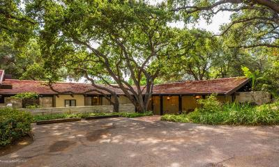 Pasadena Single Family Home For Sale: 2300 Villa Heights Road