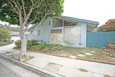 Culver City Single Family Home For Sale: 5922 Wrightcrest Drive