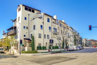 Pasadena Condo/Townhouse For Sale: 700 East Union Street #113
