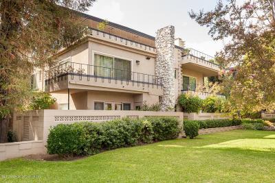 Pasadena Condo/Townhouse For Sale: 1255 South Orange Grove Boulevard #5