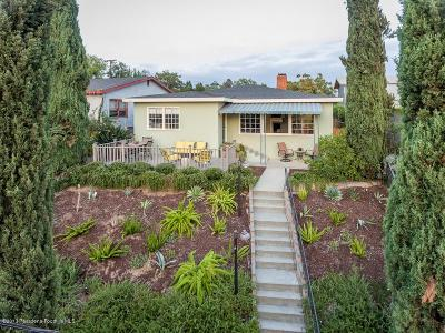 Los Angeles Single Family Home For Sale: 1208 Nolden Street