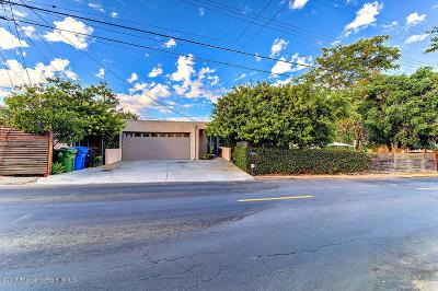 Los Angeles Single Family Home For Sale: 920 Montecito Drive