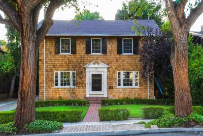 Pasadena Single Family Home For Sale: 1211 Avoca Avenue