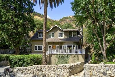 Burbank Single Family Home For Sale: 611 Country Club Drive