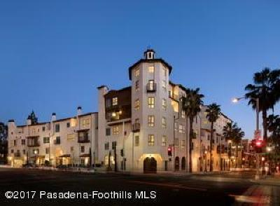 Pasadena Single Family Home For Sale: 1050 North Los Robles Avenue