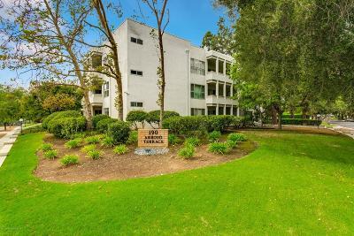 Pasadena Condo/Townhouse For Sale: 190 Arroyo Terrace #108