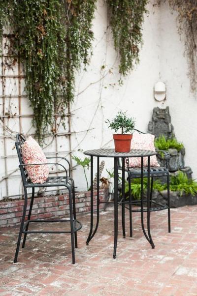 Glendale Single Family Home For Sale: 1842 Vista Del Verde Drive