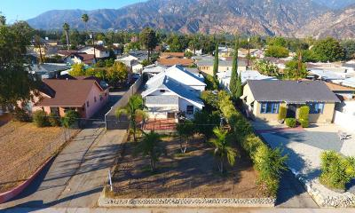 Pasadena Single Family Home For Sale: 1749 Atchison Street