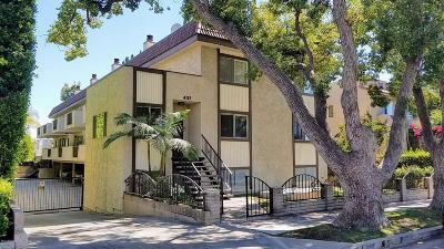 Pasadena Condo/Townhouse For Sale: 432 South Oak Knoll Avenue #3