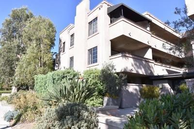 Pasadena Condo/Townhouse For Sale: 818 South Marengo Avenue #201