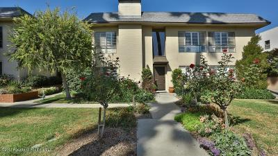 Pasadena Condo/Townhouse For Sale: 422 South Orange Grove Boulevard #7