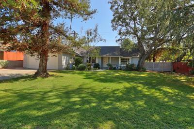 La Canada Flintridge Single Family Home For Sale: 4828 Burgoyne Lane