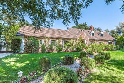 Arcadia Single Family Home For Sale: 49 West Sycamore Avenue