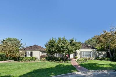 Pasadena Single Family Home For Sale: 581 Busch Place