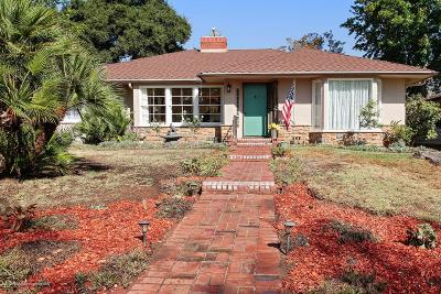 Pasadena Single Family Home For Sale: 2331 Galbreth Road