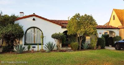 Glendale Rental For Rent: 717 Palm Drive