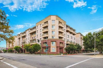 Pasadena Condo/Townhouse For Sale: 931 East Walnut Street #624