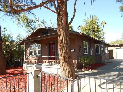 Pasadena Single Family Home For Sale: 681 East Ladera Street