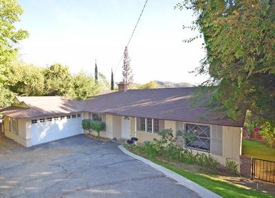 La Canada Flintridge Single Family Home For Sale: 1974 Hilldale Drive