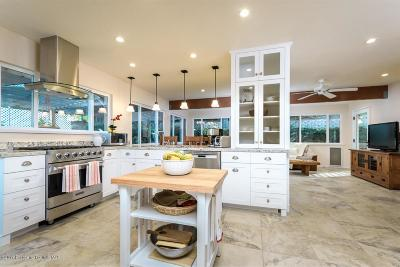 La Canada Flintridge Single Family Home For Sale: 4403 Rockmere Way
