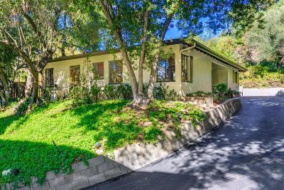 Pasadena Single Family Home For Sale: 924 Burleigh Drive