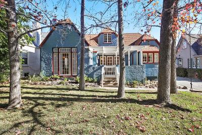 Pasadena Single Family Home For Sale: 152 Annandale Road