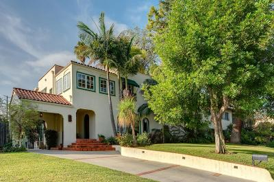 South Pasadena Single Family Home For Sale: 1711 Laurel Street