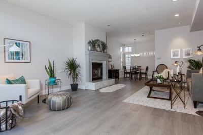 Pasadena Condo/Townhouse For Sale: 844 Magnolia Avenue #15