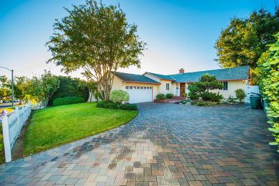 Burbank Single Family Home For Sale: 907 Bethany Road