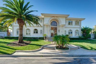 La Canada Flintridge Single Family Home For Sale: 708 Forest Green Drive