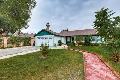 Canoga Park Single Family Home For Sale: 7717 Variel Avenue
