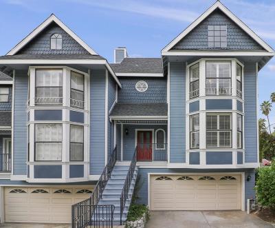 Sierra Madre Condo/Townhouse For Sale: 452 Mariposa Avenue