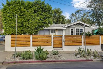 Los Angeles Single Family Home For Sale: 2155 Clinton St Street