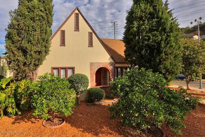 Los Angeles Single Family Home For Sale: 4700 Townsend Avenue