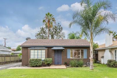 Monrovia Single Family Home For Sale: 920 West Colorado Boulevard