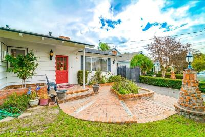 Arcadia Single Family Home For Sale: 1126 South 3rd Avenue