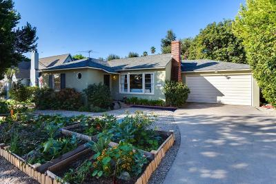 Monrovia Single Family Home For Sale: 205 Acacia Avenue