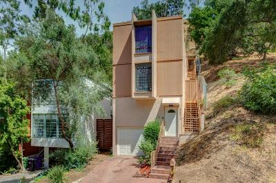 Sunset Strip - Hollywood Hills West (C03) Single Family Home For Sale: 8824 Wonderland Avenue