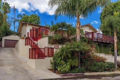 Sherman Oaks Single Family Home For Sale: 4057 Weslin Avenue