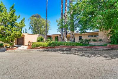 Woodland Hills Single Family Home For Sale: 5030 Cerrillos Drive