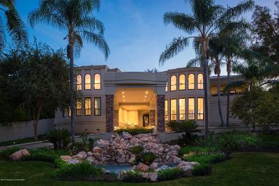 Tarzana Single Family Home For Sale: 19064 Wells Drive