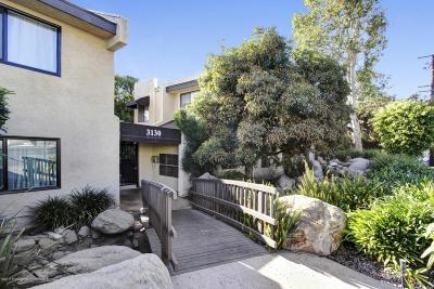 Glendale Condo/Townhouse For Sale: 3130 Montrose Avenue #101