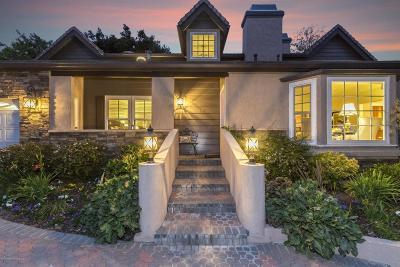 La Canada Flintridge Single Family Home For Sale: 1031 Lavender Lane